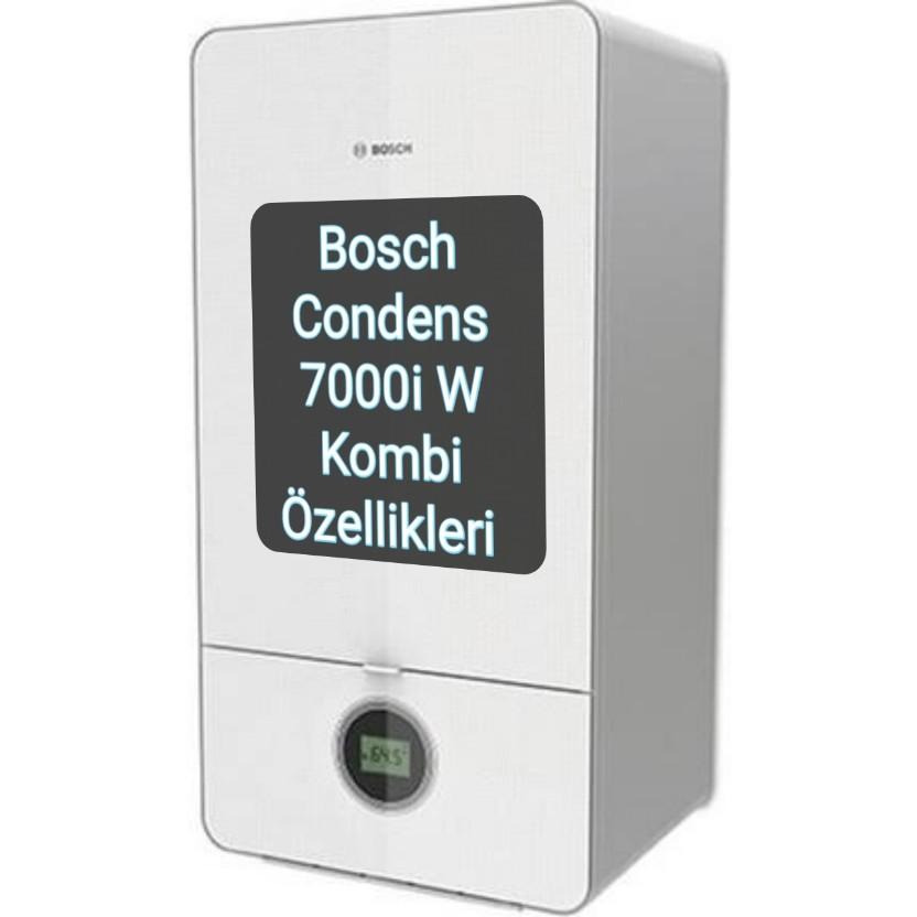 Bosch Condens 7000i W fiyatı