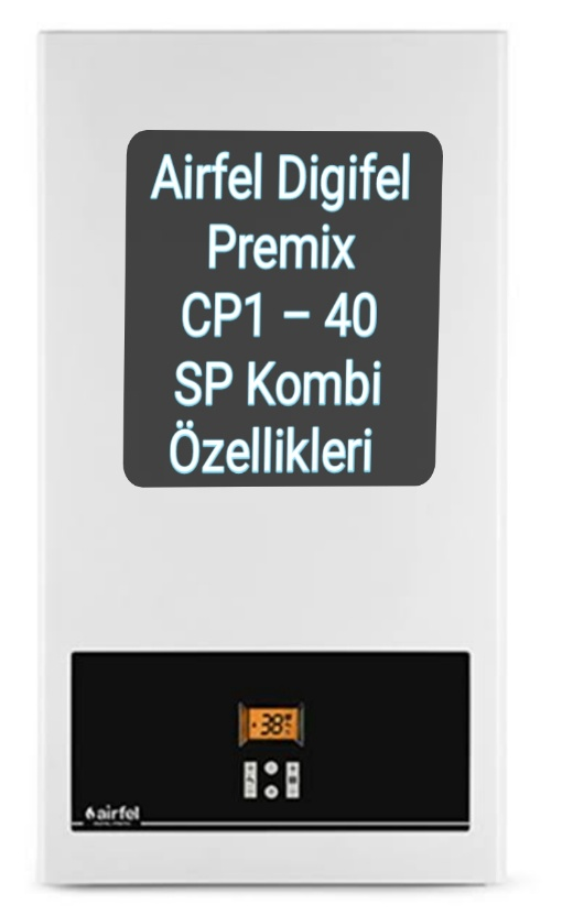 Airfel Digifel Premix CP1 – 40 SP kombi