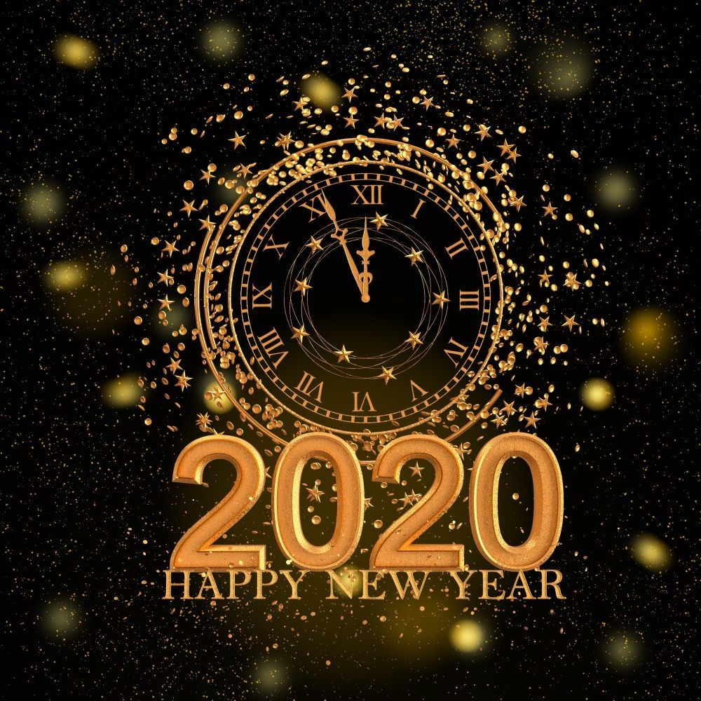 Happy New Year Messages For An Amazing 2020