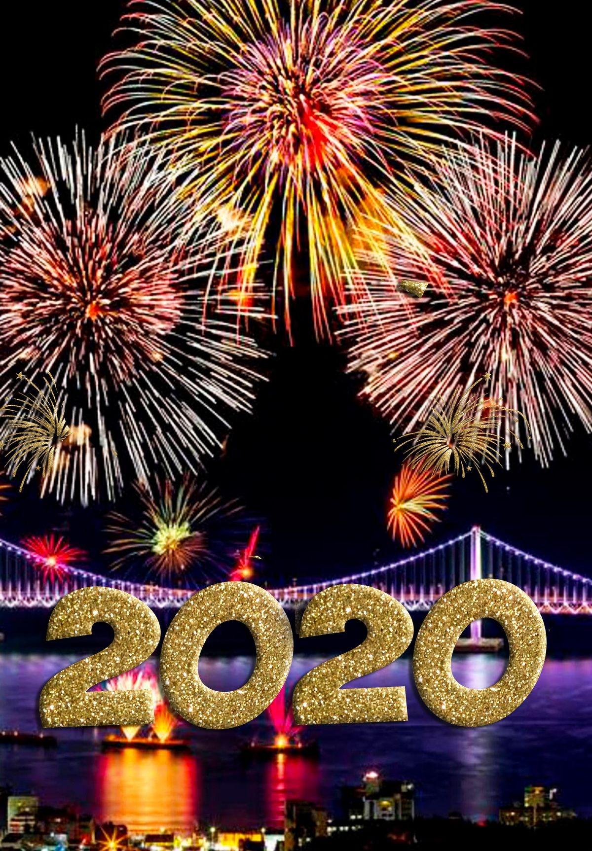 İnanılmaz 2020 İçin Yeni Yılınız Kutlu Olsun Mesajları