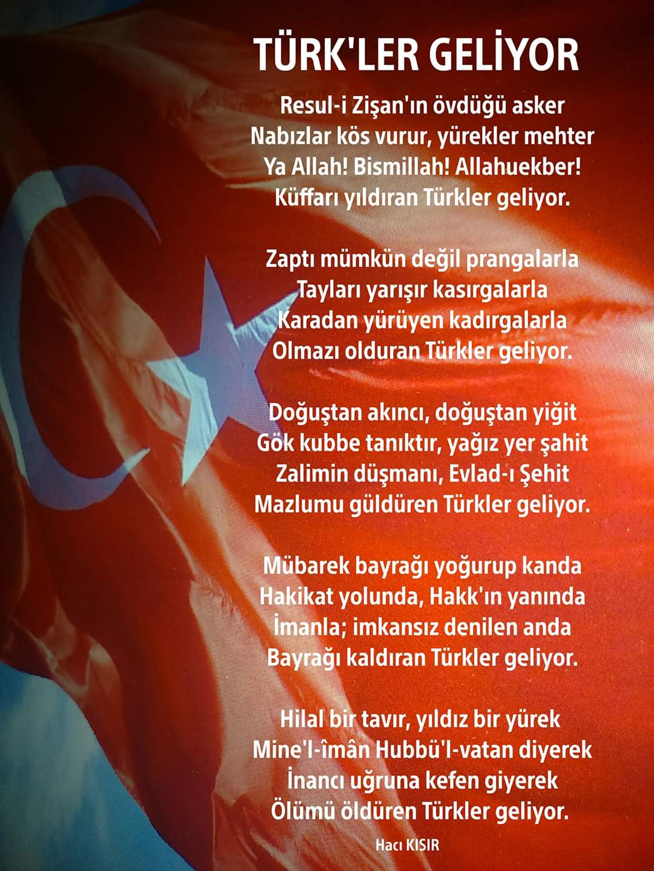 Hacı Kısır Türkler Geliyor