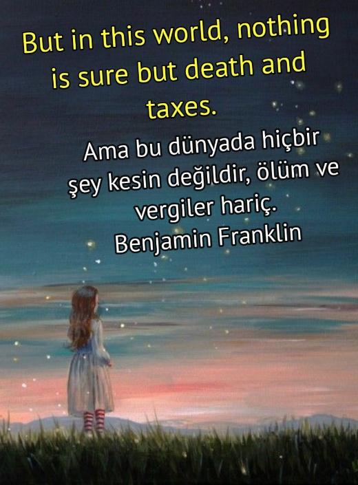 Dünya ile ilgili ingilizce türkçe çevirili sözler