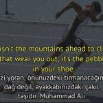 ingilizce Türkçe Çevirili spor sözleri