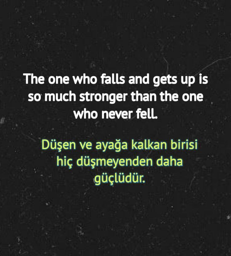 Ünlülerin ingilizce Türkçe motive edici sözler
