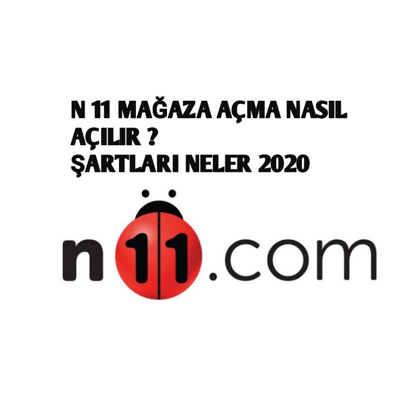 N11 Mağaza Açma komisyon oranı