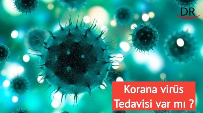 Corona virüs tedavisi nedir