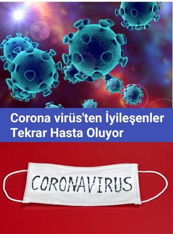 Corona virüsünden iyileşen ler tekrar edermi