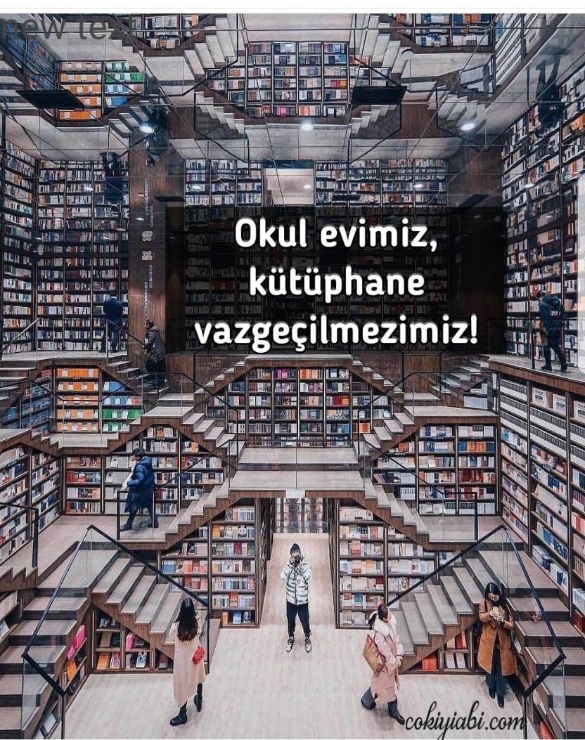 Kütüphane slogan örnekle ri