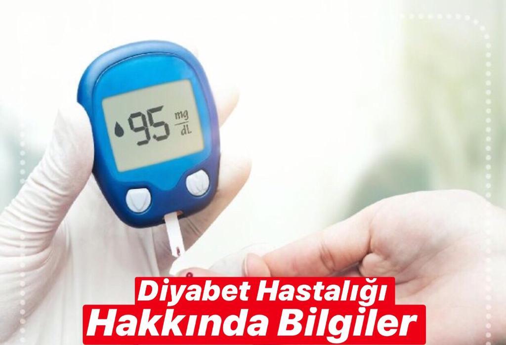 Diyabet Hastalığı Hakkında Bilgiler