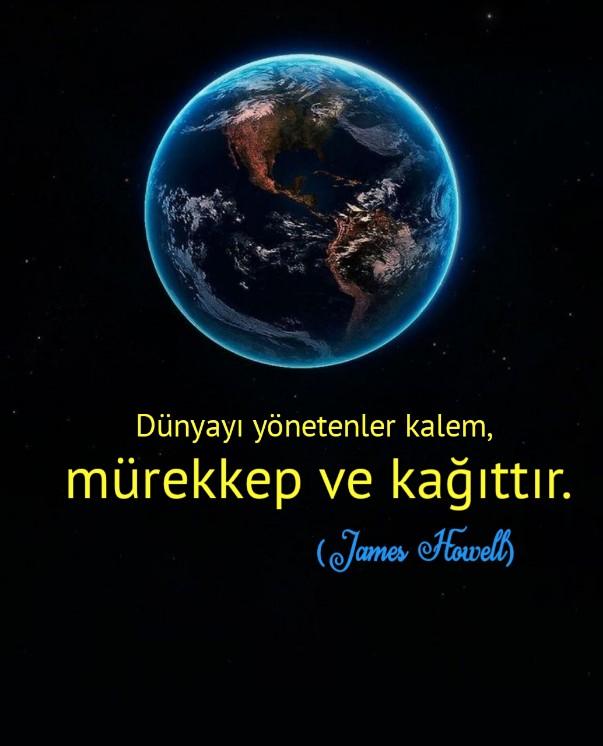 Dünya ile ilgili GÜZEL sözler