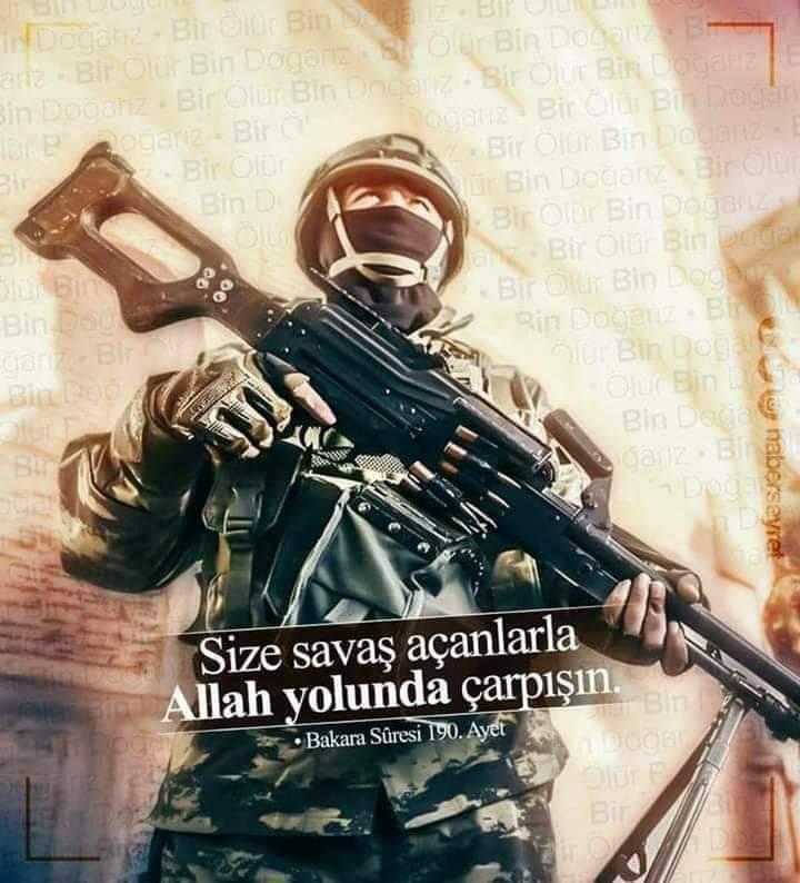 Türk Askerlerine Destek Mesajları – Asker Sözleri