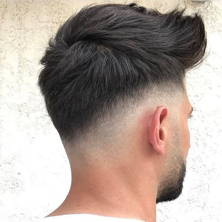 Erkek Uzun kısa saç modelleri