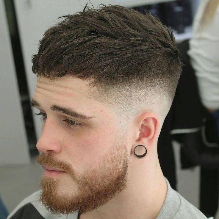 Erkek saç kesim modelleri genç