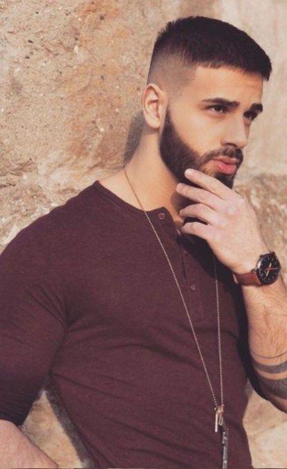 En tarz erkek Saç Modelleri