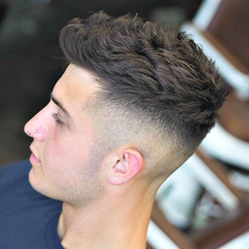 Skin Fade hairstyle
