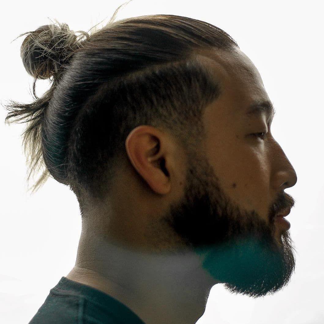 Erkek Topuz Saç Modelleri örnekleri