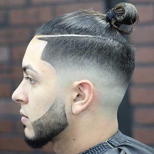 Erkek Topuz Saç Modelleri whatsapp