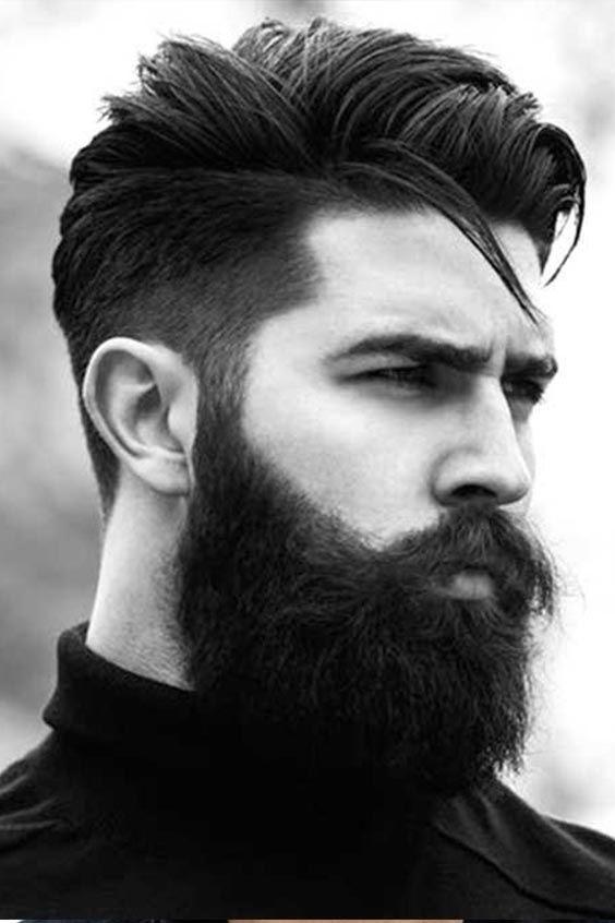 Erkek Saç sakal Modelleri