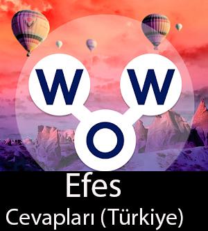 WOW Oyunu – Efes Cevapları (Türkiye)