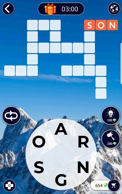 Mont Blanc 6.Bölüm Cevapları (Wow- Kelime Bulmaca Oyunu)