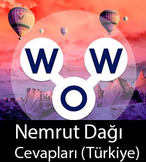WOW Oyunu – Nemrut Dağı Cevapları (Türkiye)
