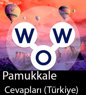WOW Oyunu – Pamukkale Cevapları (Türkiye)