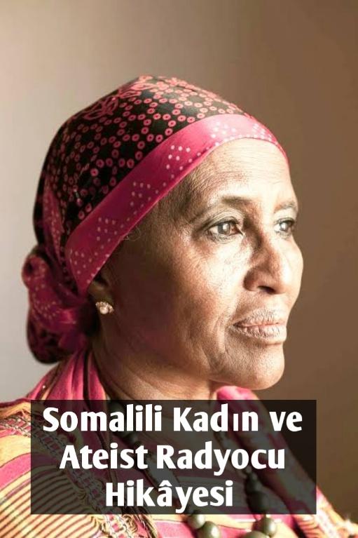 Somali Kadın ingiliz Ateist  Hikayesi