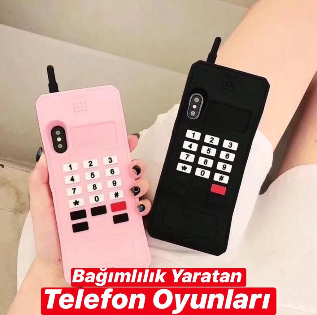 Bağımlılık Yaratan Telefon Oyunları
