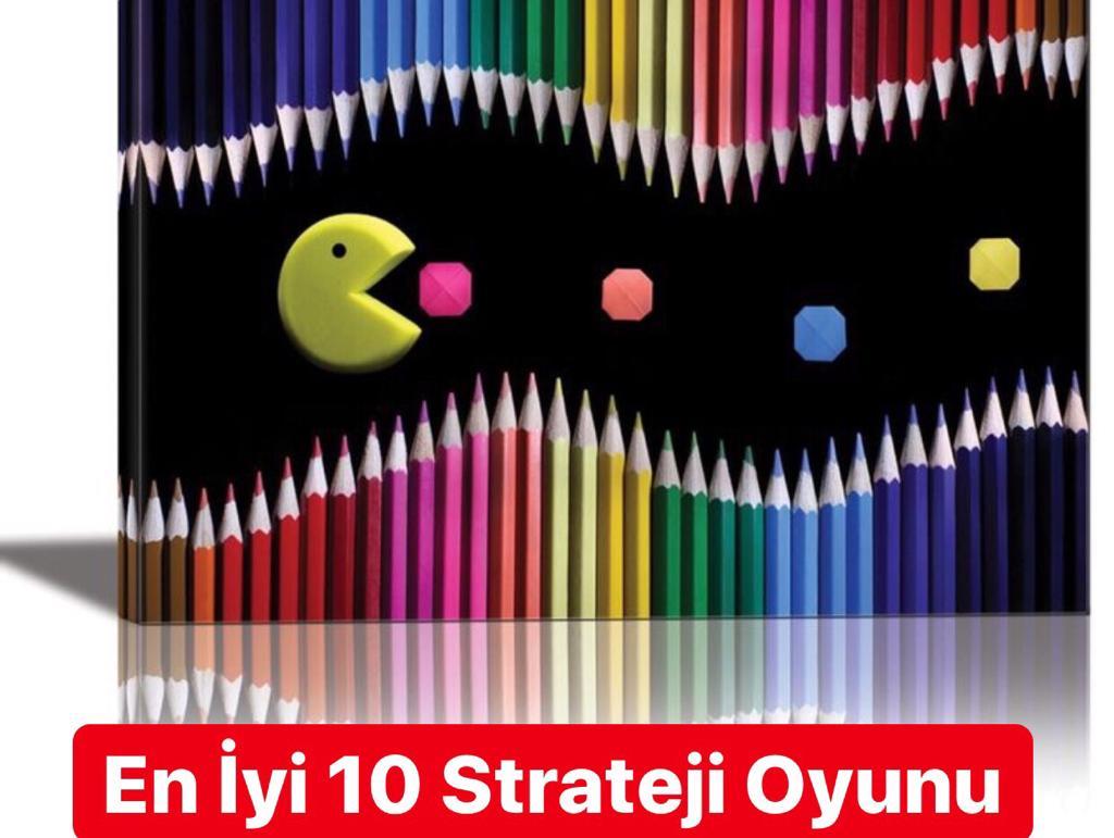 En İyi 10 Strateji Oyunları Nelerdir ?