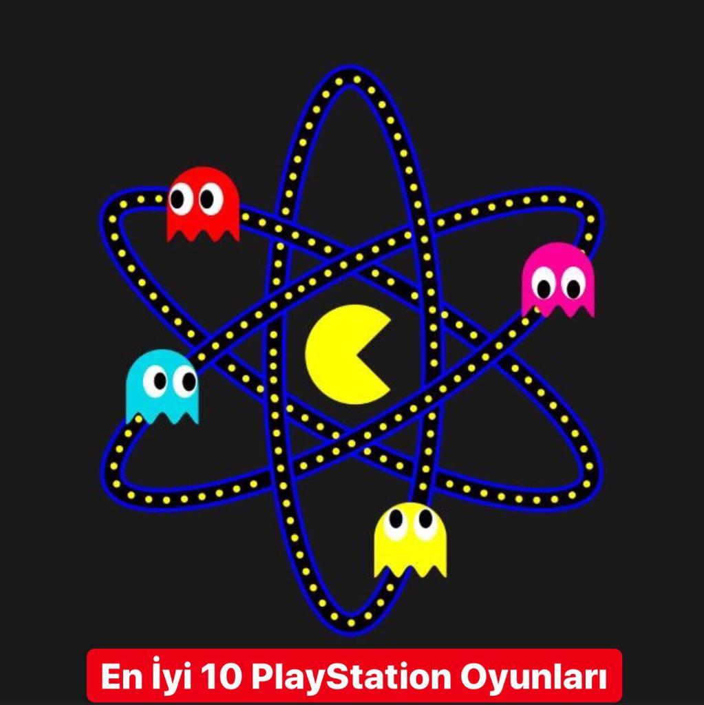 En İyi 10 PlayStation Oyunları