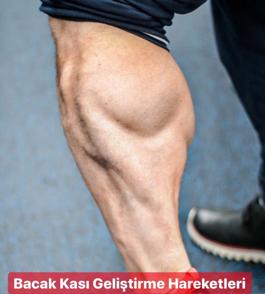 Bacak Kası Geliştirme Hareketleri