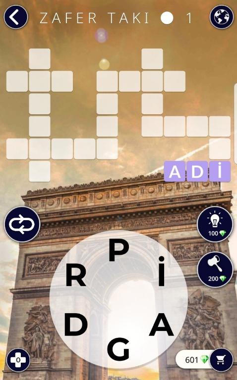 Fransa zafer taki 1.bölüm cevapları