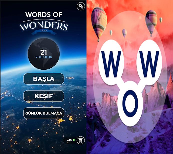 wow of wonders Oyunu Cevapları – WOW Oyunu Cevapları Türkiye