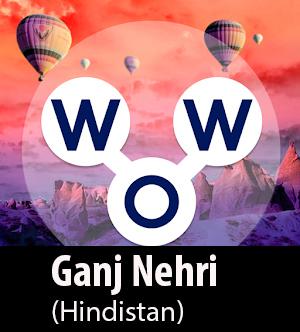 Ganj Nehri (Hindistan) cevapları