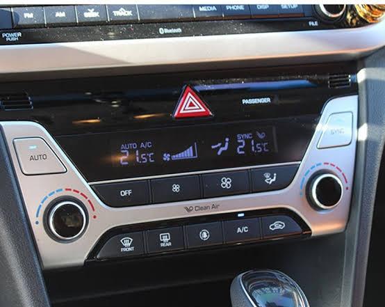 Hyundai elantra klima devamlı açık kalıyor nasıl iptal edilir ?