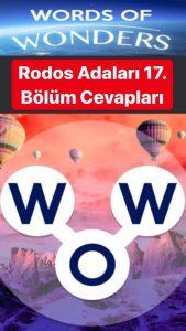 unanistan- Rodos Adaları 17.Bölüm