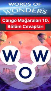 üney Afrika- Cango Mağaraları 10.Bölüm