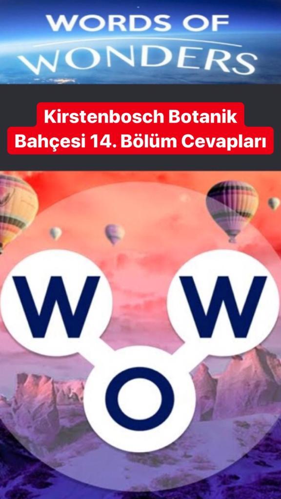Güney Afrika- Kirstenbosch Botanik Bahçesi 14.Bölüm