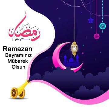 ramazan Bayramı mübarek olsun mesajı