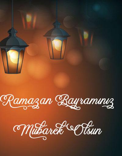 ramazan Bayramı en güzel resimli mesaj