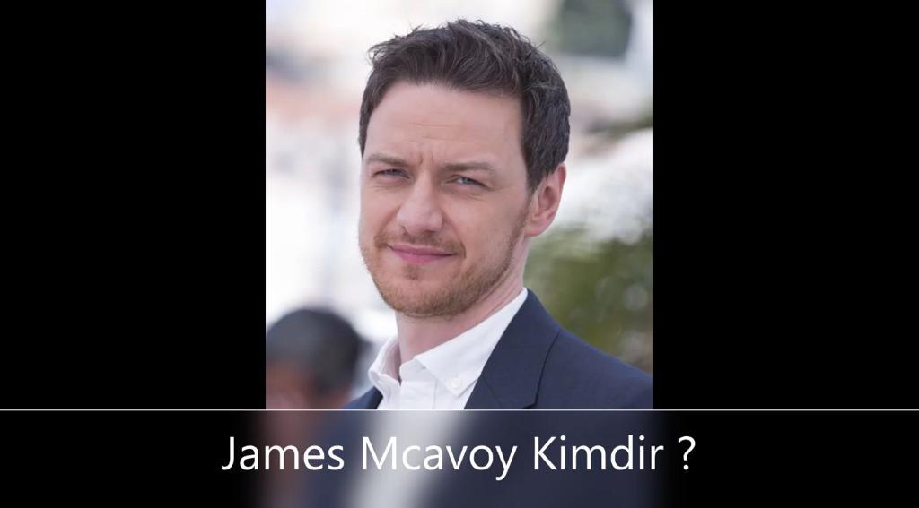 James Mcavoy Hakkında Bilgiler