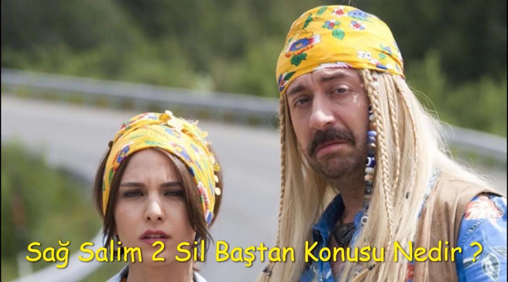 Sağ Salim 2 Oyuncuları