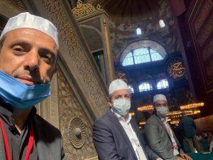 Ayasofya Camii Hakkında Bilgiler