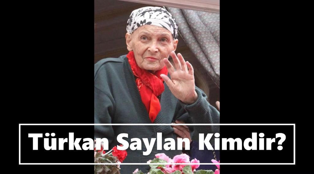 Türkan Saylan Nereli?