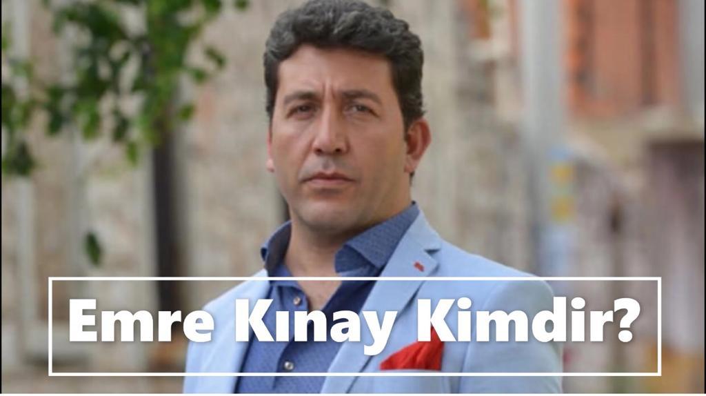 Emre Kınay Nereli?