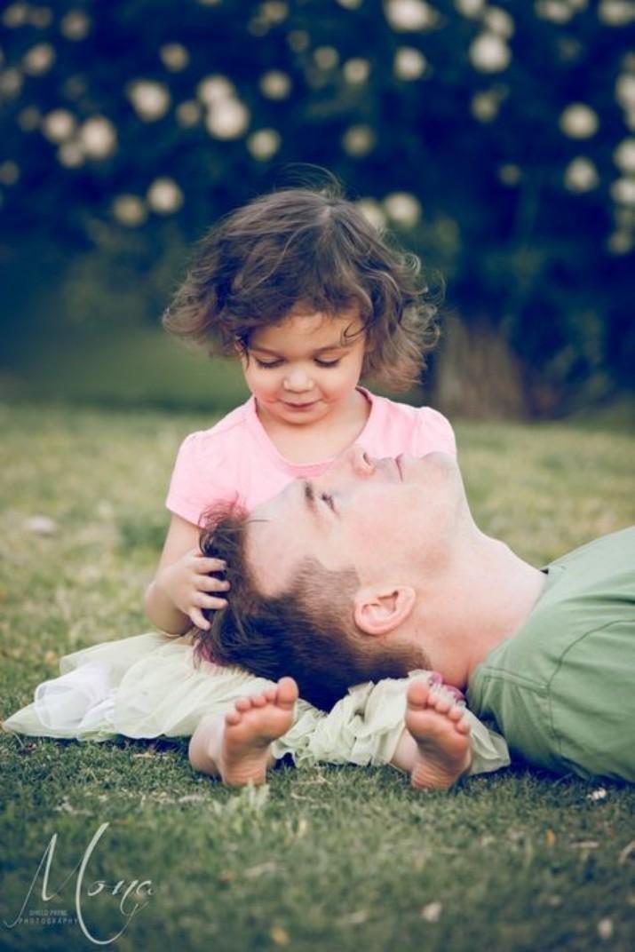 Baba sevgisi resimleri