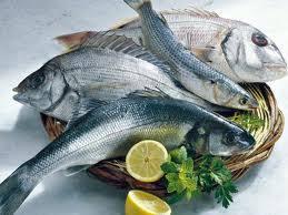 Limon balık tepsi