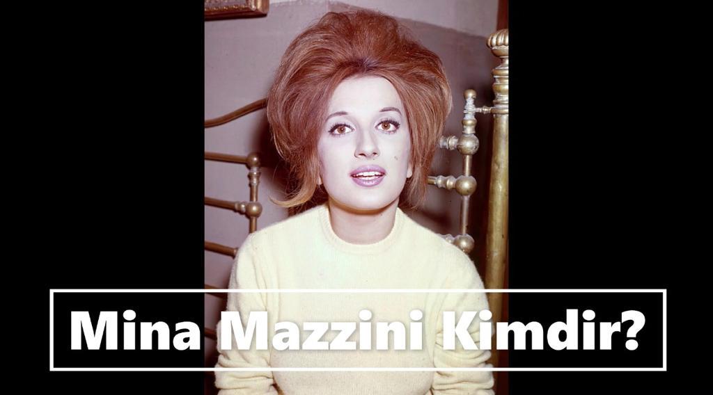 Mina Mazzini Kimdir?