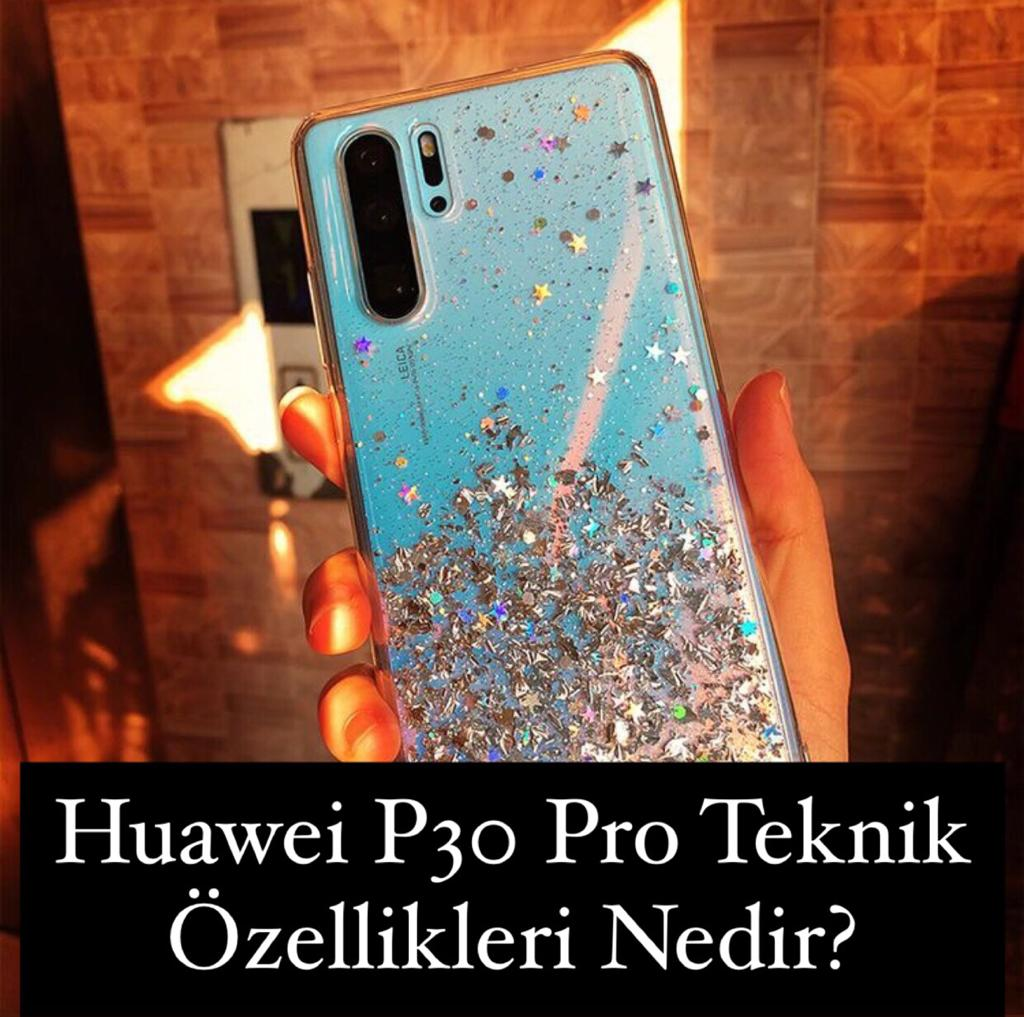 Huawei p 30 Pro teknik Özellikleri
