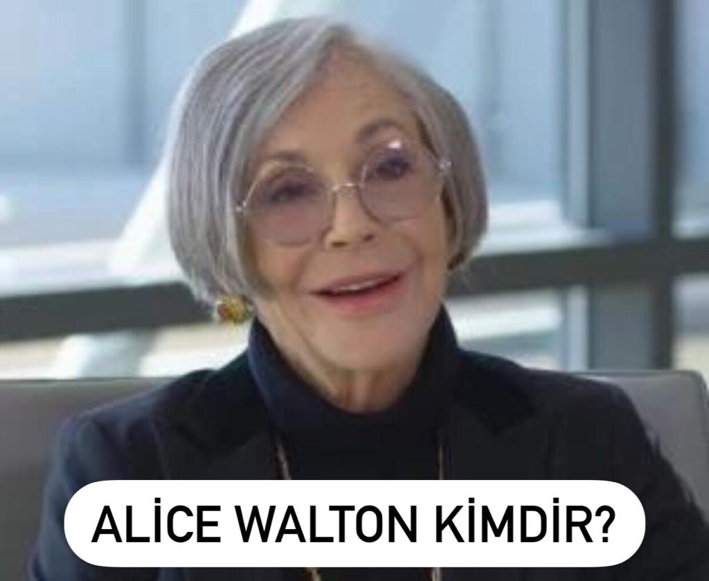 Alice Walton Kaç Yaşında?